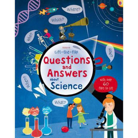 ISBN 9781409598985 product image for Usborne Books Lift-The-Flap Questions And Answers About Science   upcitemdb.com