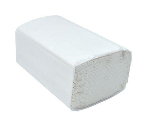 Duraplus Diamond Singlefold White Hand Towels - image 1 of 1