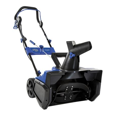Snow Joe Ultra 14-Amp Electric Snow Thrower - 21 Inch Blue