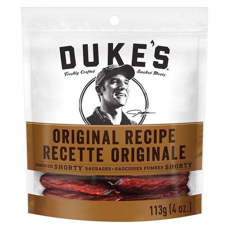 Duke's Smoked Shorty Sausages-Original - image 1 of 3