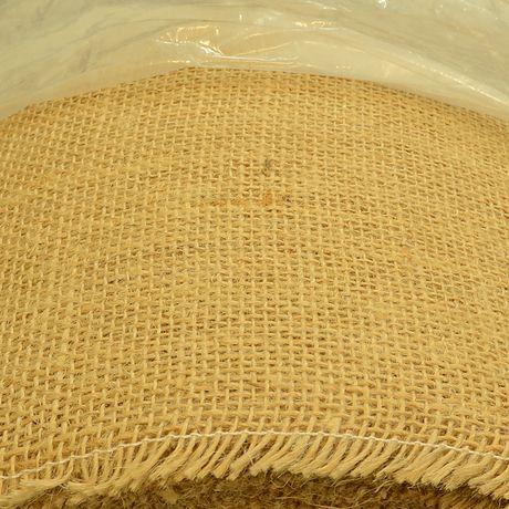 Toile de jute HomeTex de qualité supérieure et désinfectée - image 4 de 9