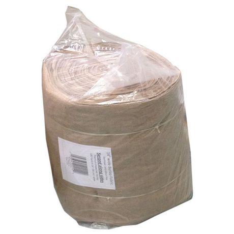 Toile de jute HomeTex de qualité supérieure et désinfectée - image 9 de 9