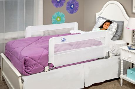 barri re de lit rabattable double de regalo walmart canada. Black Bedroom Furniture Sets. Home Design Ideas