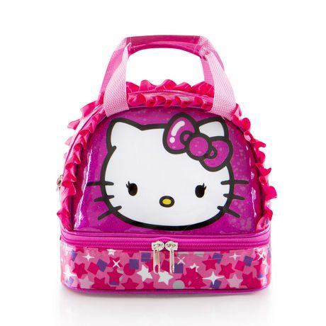 570ba4df2ef7 Heys Hello Kitty Deluxe Kids Lunch Bag - image 1 of 3 ...