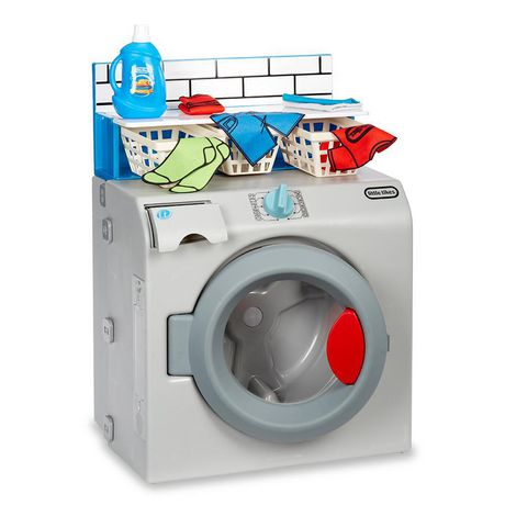 Little Tikes First Washer-Dryer Realistic Pretend Play Appliance for Kids - image 1 of 6
