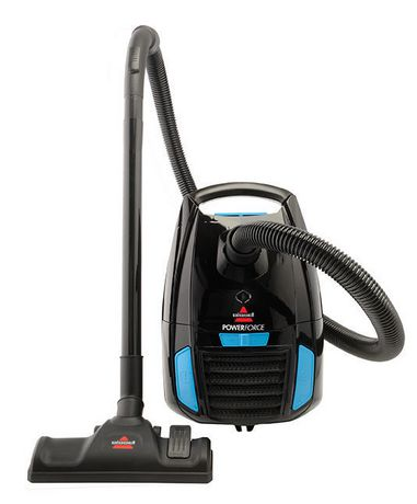 BISSELL Powerforce Bagged Canister Vacuum Cleaner - image 1 of 4
