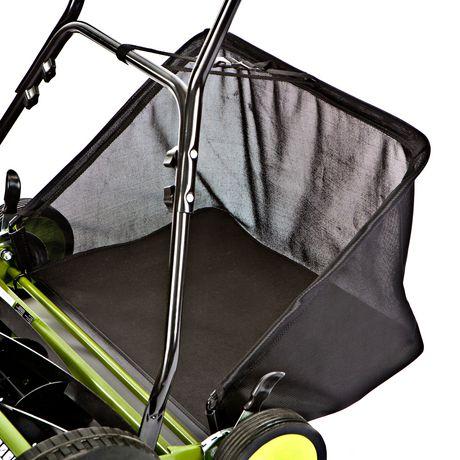 Sun Joe MJ502M Manual Reel Mower w/ Grass Catcher, 20 inch - image 3 of 6