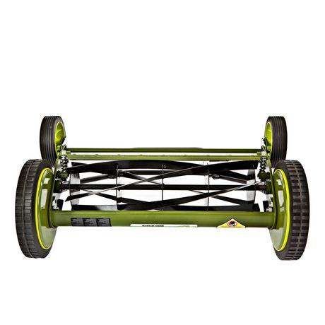 Sun Joe MJ502M Manual Reel Mower w/ Grass Catcher, 20 inch - image 5 of 6