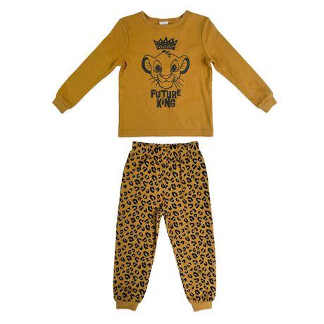 Lion King Gar/çon Ensemble De Pyjamas Disney