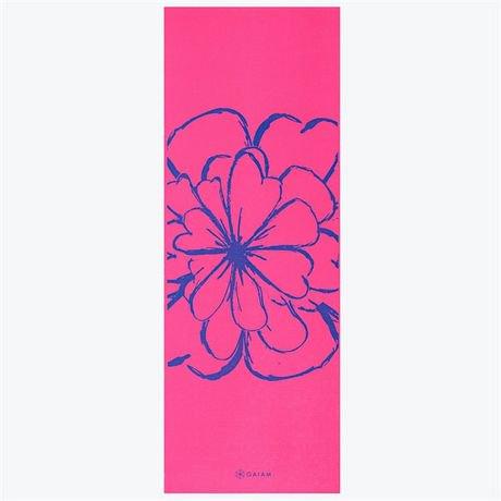 3mm Printed Yoga Mat Flower Burst Walmart Canada