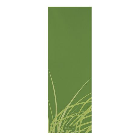 5mm Dual Texture Yoga Mat Sea Grass Green Walmart Canada