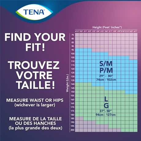 TENA Incontinence Underwear for Women, Super Plus Absorbency, Small/Medium, 18 Count - image 5 of 8