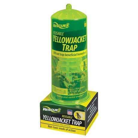 Yellowjacket Trap Re-usable with attractant - image 1 of 1