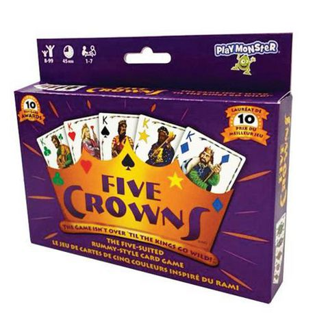 Five Crowns - image 1 of 2