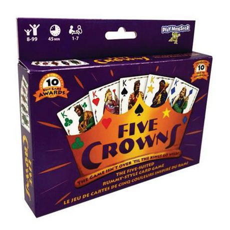 Five Crowns - image 2 of 2