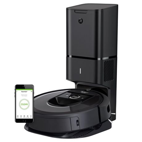 iRobot Roomba i7+ (7550) Wi-Fi Connected Robot Vacuum