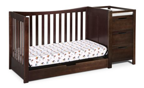 Tatum 4-in-1 Convertible Crib and Changer - image 5 of 6