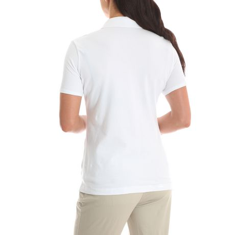 Lee Riders Riders by Lee Women's Knit Polo Shirt - image 2 of 2