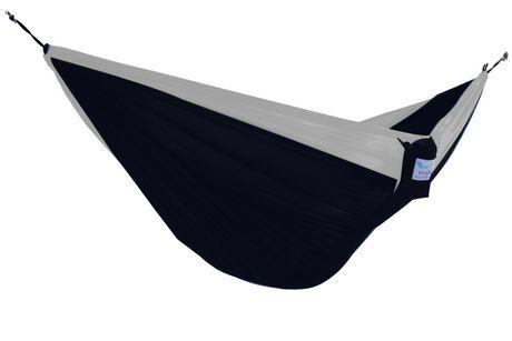 Hamac parachute Vivere en noir et gris - image 1 de 2