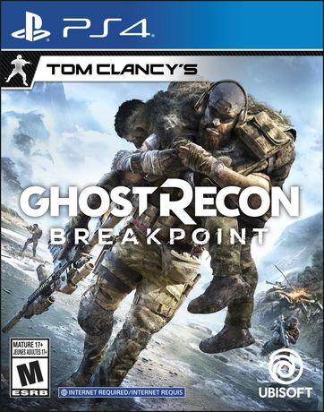 Tom Clancy's Ghost Recon Breakpoint - PlayStation 4 - image 1 of 6