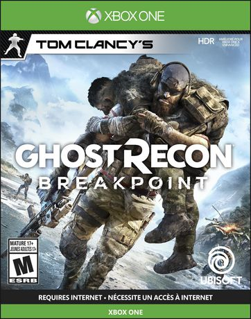 Tom Clancy's Ghost Recon Breakpoint (Xbox One) - image 1 of 7