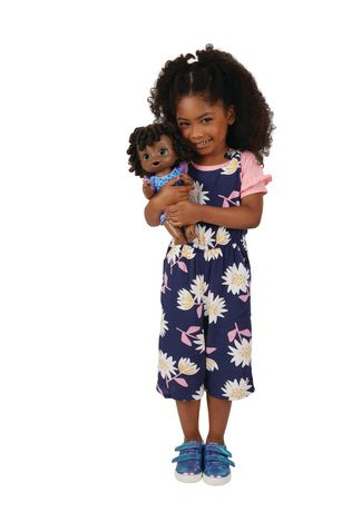 Black Hair Baby Alive Magical Mixer Baby Doll Berry Shake Blender Accessories
