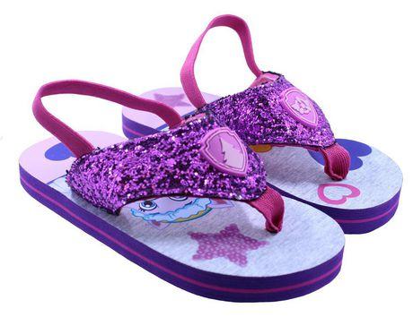 d18eeeee621f2 Paw Patrol Flip Flops for Girls - image 1 of 3 ...