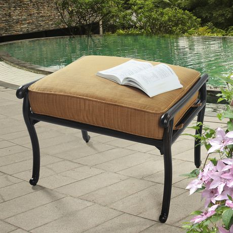 sunjoy ottoman patio furniture walmart ca