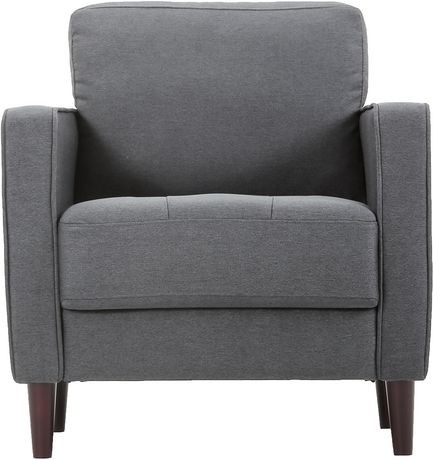Lifestyle Solutions Excellent Elora Accent Chair Walmart