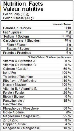 Céréales multigrains Heinz pour bébé avec mangues, ananas et poires - image 2 de 2