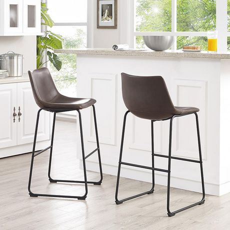Faux Leather Dining Chairs Canada