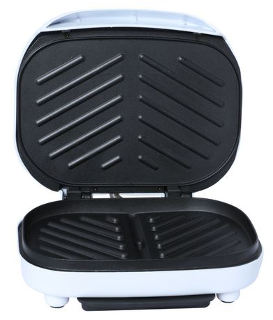 Brentwood Indoor Contact Grill with 2-Slice Capacity - TS605 - image 4 of 7