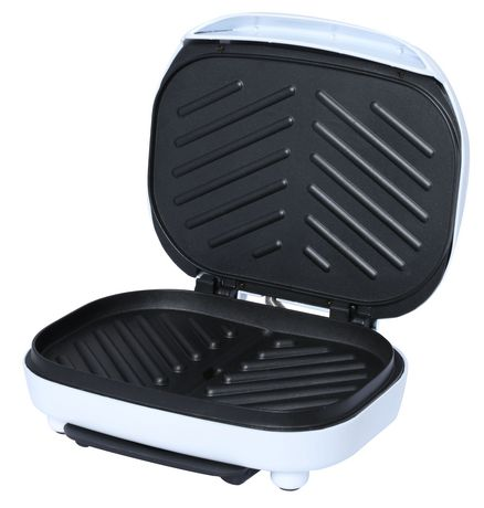 Brentwood Indoor Contact Grill with 2-Slice Capacity - TS605 - image 5 of 7