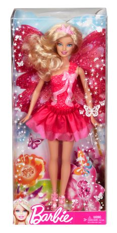 Barbie OPP Fairy Doll - image 2 of 3
