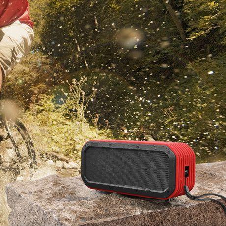 Divoom Voombox Outdoor Blue Bluetooth Speaker Walmart Canada