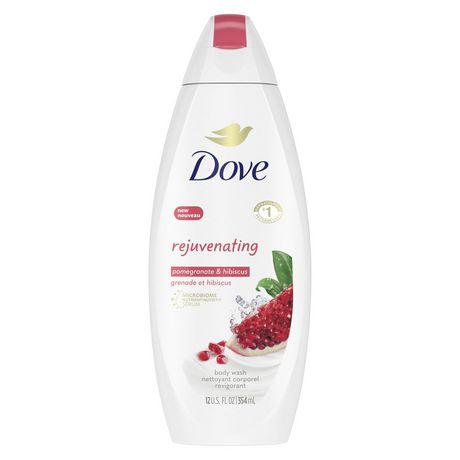 Dove Pomegranate & Hisbiscus Tea Body Wash - image 2 of 6