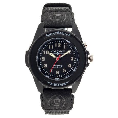 coleman men s analog watch walmart canada rh walmart ca Coleman Digital Watch Coleman Night Sight Watch