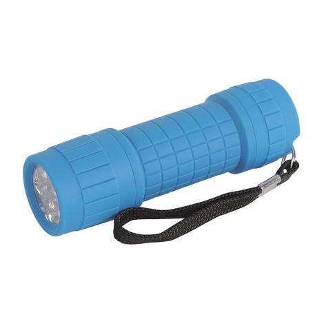 How Much Does Aaa Cost >> Ozark Trail 9 LED Mini Flashlight with 3AAA Batteries   Walmart Canada