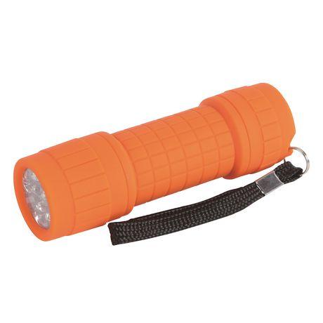 Ozark Trail 9 LED Mini Flashlight with 3AAA Batteries - image 4 of 7