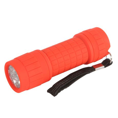 How Much Does Aaa Cost >> Ozark Trail 9 LED Mini Flashlight with 3AAA Batteries | Walmart Canada