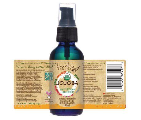 Buhbli Organics Jojoba Oil - image 2 of 2