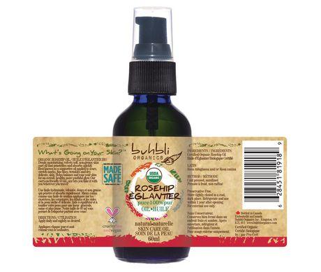 Buhbli Organics Rosehip Oil - image 2 of 2