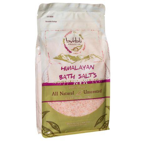 Buhbli Organics Himalayan Bath Salts - image 1 of 2