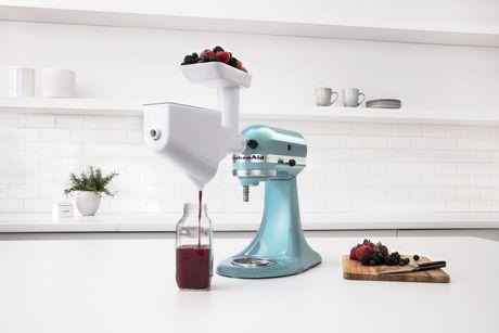 pi ces pour presse fruits et l gumes pour broyeur d 39 aliments kitchenaid. Black Bedroom Furniture Sets. Home Design Ideas