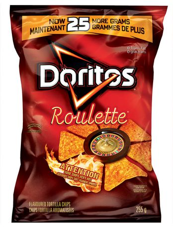 When did doritos roulette come out casino charlevoix map