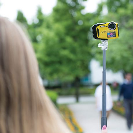 digipower quikpod pro selfie stick. Black Bedroom Furniture Sets. Home Design Ideas