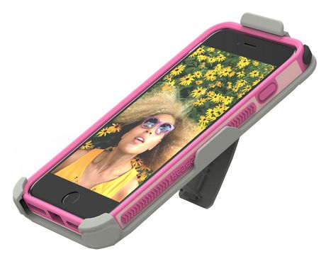 timeless design 8101f 341d2 PureGear DualTek HIP Case Case for iPhone 8 Plus/7 Plus