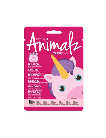 Pretty Animalz Unicorn Sheet Mask - image 1 of 1