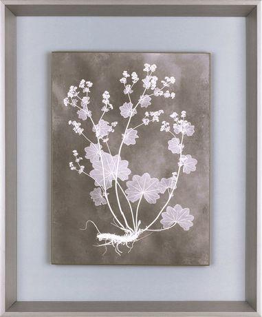 Art floral d' acrylique sur toile Le Vase I par ArtMaison Canada - image 1 de 1