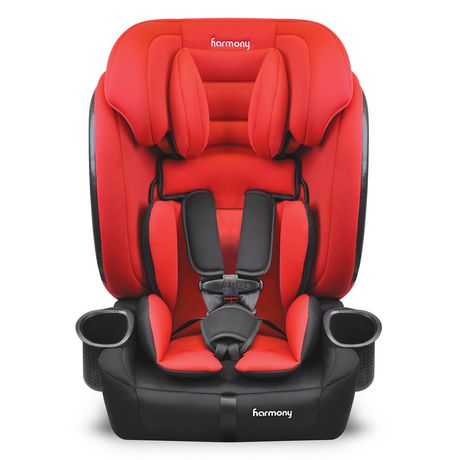 Harmony Optyma Harnessed 3-in-1 Deluxe Combination Car Seat - image 2 of 6